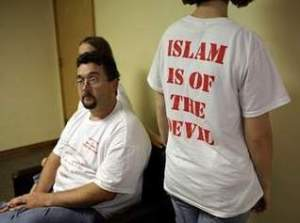 """Islam is of the Devil"""