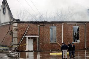 Church Fires